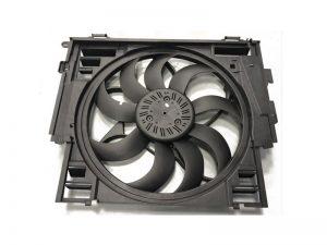 17428509741 Automašīnu radiatora elektriskie dzesēšanas ventilatori
