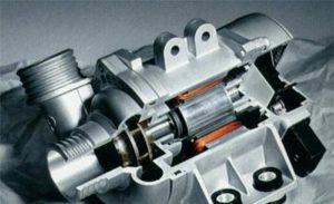 BMW elektroniskajam ūdens pumpim ir tik daudz priekšrocību, ka tas var ietaupīt degvielu